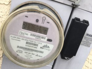 used to be a meter reader btw